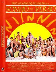 DVD SONHO DE VERAO