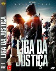 DVD LIGA DA JUSTIÇA  - BEN AFFLECK