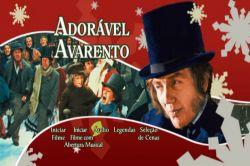 DVD ADORAVEL AVARENTO - ALBERT FINNEY