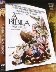 DVD A BIBLIA - NO INICIO - JOHN HUSTON