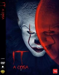 DVD IT - A COISA - 2017