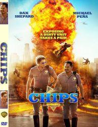 DVD CHIPS O FILME - 2017 - DAX SHEPARD