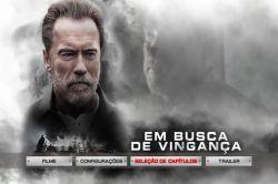 DVD EM BUSCA DE VINGANÇA - ARNOLD SCHWARZENEGGER