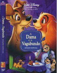 DVD A DAMA E O VAGABUNGO