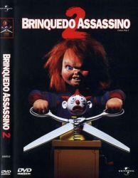 DVD CHUCK - BRINQUEDO ASSASSINO 2 - LEGENDADO