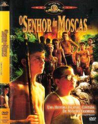 DVD O SENHOR DAS MOSCAS