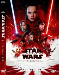 DVD STAR WARS 8 - OS ULTIMOS JEDI