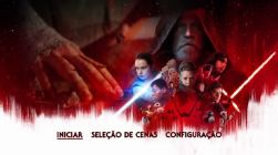DVD STAR WARS 8 - OS ULTIMOS JEDI