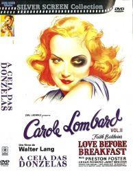 DVD A CEIA DAS DONZELAS - CAROLE LOMBARD