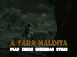 DVD A TARA MALDITA - NANCY KELLY