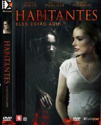 DVD HABITANTES - ELES ESTAO AQUI - ROBERT PICARDO