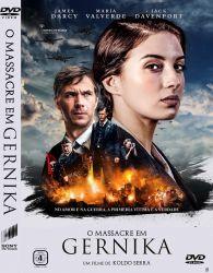 DVD O MASSACRE EM GERNIKA - JACK DAVENPORT