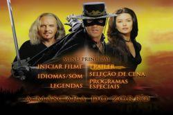DVD A MASCARA DO ZORRO - ANTHONY HOPKINS