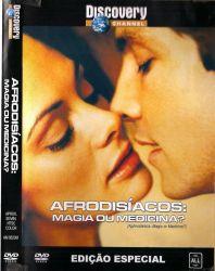 DVD AFRODISIACOS: MAGIA OU MEDICINA - DOC