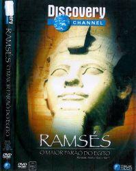 DVD RAMSES: O MAIOR FARAO DO EGITO - DOC