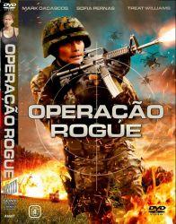 DVD OPERAÇAO ROGUE - MARK DACASCOS