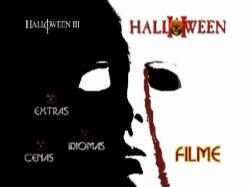 DVD HALLOWEEN 2 e 3 - 1981 e 1982
