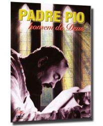 DVD PADRE PIO - HOMEM DE DEUS