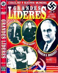 DVD COLEÇAO 2 GUERRA MUNDIAL VOL 17 - GRANDES LIDERES