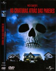 DVD AS CRIATURAS ATRAS DAS PAREDES - VING RHAMES