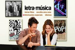 DVD LETRA E MUSICA - HUGH GRANT