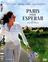 DVD PARIS PODE ESPERAR - DIANE LANE