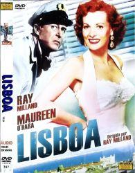 DVD LISBOA - O HOMEM DE LISBOA - 1956