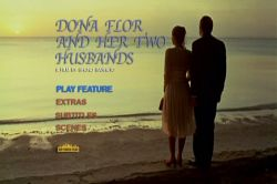 DVD DONA FLOR E SEUS DOIS MARIDOS