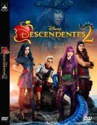 DVD DESCENDENTES 2