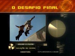 DVD O HOMEM DE 6 MILHOES DE DOLARES - A MULHER BIONICA - DESAFIO FINAL