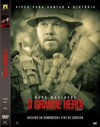 DVD O GRANDE HEROI - MARK WAHLBERG