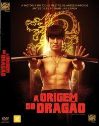 DVD A ORIGEM DO DRAGAO
