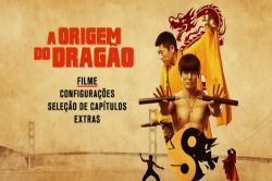 DVD A ORIGEM DO DRAGAO