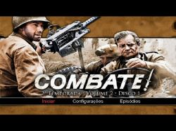 DVD COMBATE - 2 TEMP - VOL 2 - 4 DVDs
