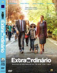 DVD O EXTRAORDINARIO - OWEN WILSON