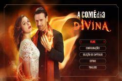 DVD A COMEDIA DIVINA - MURILO ROSA