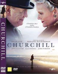 DVD CHURCHILL - BRIAN COX