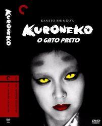 DVD O GATO PRETO
