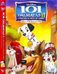 DVD 101 DALMATAS 2 - A AVENTURA DE PATCH EM LONDRES