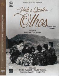 DVD VINTE E QUATRO OLHOS