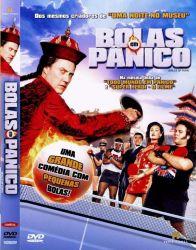 DVD BOLAS EM PANICO - CHRISTOPHER WALKEN