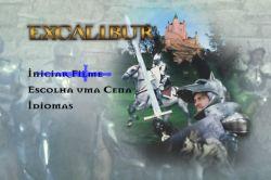 DVD EXCALIBUR - LIAM NEESON