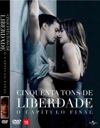 DVD CINQUENTA TONS DE LIBERDADE