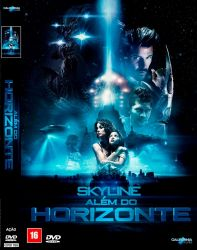 DVD SKYLINE - ALEM DO HORIZONTE