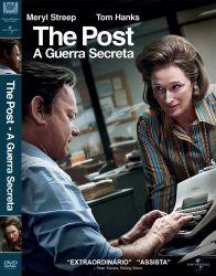 DVD THE POST - A GUERRA SECRETA - MERYL STREEP