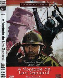 DVD A VONTADE DE UM GENERAL