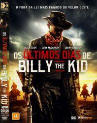 DVD OS ULTIMOS DIAS DE BILLY THE KID