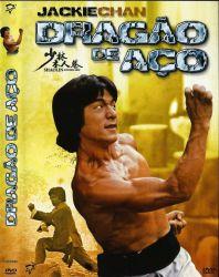 DVD DRAGAO DE AÇO - JACKIE CHAN