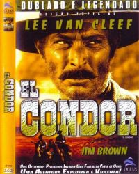 DVD EL CONDOR - LEE VAN CLEEF