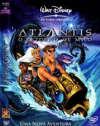 DVD ATLANTIS - O RETORNO DE MILO